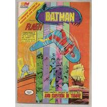 Batman Comic Raro Ed Novaro Con Tarjetas De Navidad De 1984