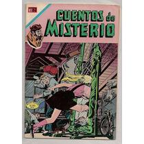 Comics Novaro Cuentos De Misterio De 1970 Nvb