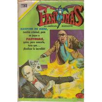 Fantomas No.44 Tamaño Grande Año-1970 Novaro $ 80.00
