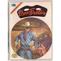 Comics El Llanero Solitario Novaro 1979