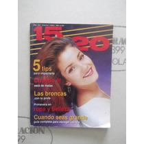 Carla Álvarez,revista 15 A 20,marzo 1994