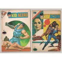Comics Kid Acero Novaro 1980