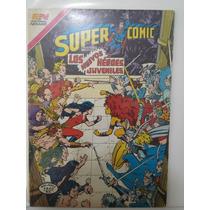 Comic Supercomic Novaro Aguila Año 15 N.2-267 18/oct/82