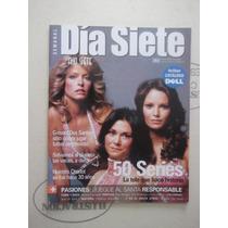 Dia Siete,portada Los Ángeles De Charlie De Los 70s