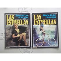 Marylin Monroe,revistas Las Estrellas N.1 Y 2 De 1980