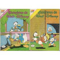 Historieta, Variedades Y Cuentos Walt Disney Novaro