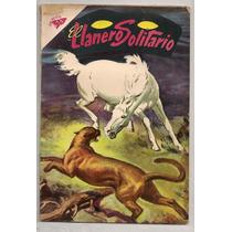 Comic El Llanero Solitario # 105 Plata Novaro 1961