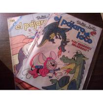 Comics De El Pajaro Loco, Editorial Novaro