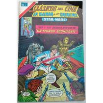 La Guerra De Las Galaxias # 305 Star Wars 1980 Novaro