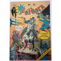 Polvora Y Puños Paquete De 10 Comics 1980 Ed. Novedades