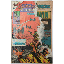 La Guerra De Las Galaxias # 312 Star Wars 1980 Novaro