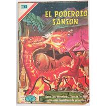 El Poderoso Sanson Colibri Ed Novaro 1976 Vintage Tlacua03