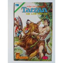 1974 Tarzan De Los Monos # 390 Comic Mexicano Edit. Novaro