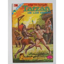 1973 Tarzan De Los Monos # 357 Comic Mexicano Edit. Novaro