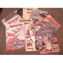Comics Epopeya Edit.novaro ,grandes