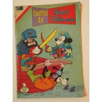 Historieta Cuentos De Walt Disney No. 2-733 - Novaro