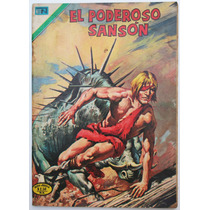 El Poderoso Sanson # 46 Novaro Aguila Tlacua03