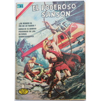 El Poderoso Sanson # 64 Novaro Aguila Tlacua03