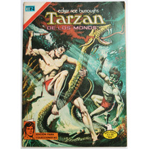 Tarzan De Los Monos # 525 Novaro 1976 Aguila Hm4