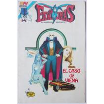 Fantomas # 59 La Amenaza Elegante Novaro Serie Avestruz