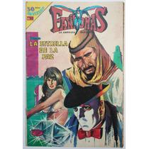 Fantomas # 43 La Amenaza Elegante Novaro Avestruz Tlacua03