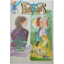 Fantomas # 64 La Amenaza Elegante Novaro Serie Avestruz