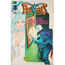 Fantomas # 50 La Amenaza Elegante Avestruz 1980 Tlacua03