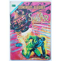 Domingos Alegres # 25 Solar Ed Novaro 1977 Serie Colibri