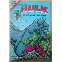 Cómic Hulk El Hombre Increíble No. 92 (1983) Avestruz Novaro