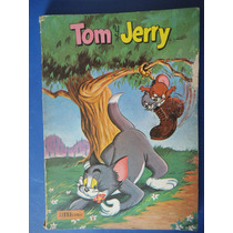Libro Comic Tom Y Jerry Tomo 10 Editorial Novaro