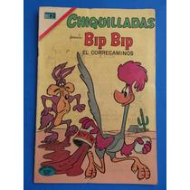 Chiquilladas Bip Bip El Correcaminos # 279 Novaro May. 1970