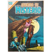 Cuentos De Misterio # 292 Ed. Novaro 1979 Tlacua03