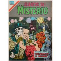 Cuentos De Misterio # 290 Ed. Novaro 1979 Tlacua03