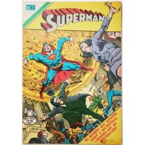 Superman # 1196 El Hombre De Acero Novaro 1979 Aguila
