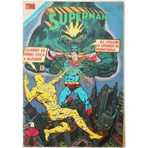 Superman # 1142 El Hombre De Acero Novaro 1978 Aguila
