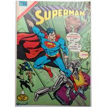 Superman # 1304 El Hombre De Acero 1981 Aguila