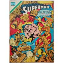Superman # 1214 El Hombre De Acero Novaro 1979 Aguila