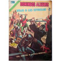 Domingos Alegres # 1143 Viaje A Las Estrellas Novaro 1976