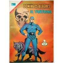 Domingos Alegres # 1243 El Fantasma Novaro 1978