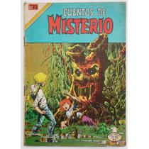 Cuentos De Misterio # 269 Ed. Novaro 1978 Tlacua03