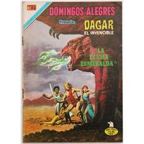 Domingos Alegres # 1207 Dagar El Invencible Novaro 1977