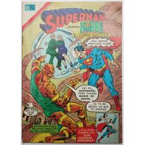 Superman # 1250 Kobra El Hombre Serpiente 1980 Aguila