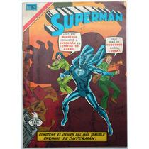 Superman # 1298 El Hombre De Acero 1981 Aguila