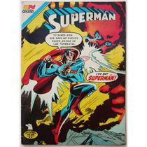Superman # 1330 El Hombre De Acero 1981 Aguila