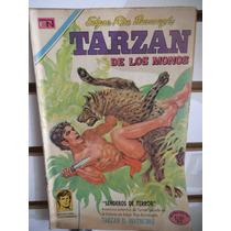 Tarzan De Los Monos 258 Editorial Novaro