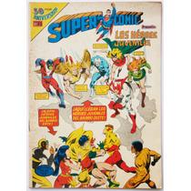 Superman # 193 Supercomic Heroes Juvenile Novaro 1980 Aguila