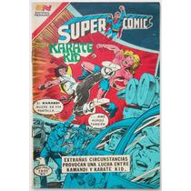 Superman # 253 Supercomic Karate Kid 1982 Aguila Tlacua03