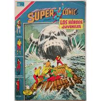 Superman # 177 Supercomic Heroes Juvenile Novaro 1980 Aguila