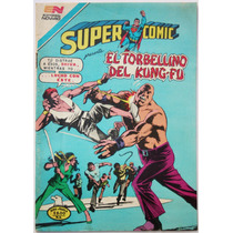 Superman # 249 Supercomic El Torbellino Novaro 1982 Aguila