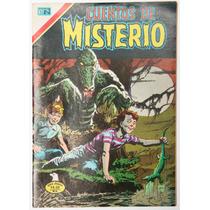 Cuentos De Misterio # 273 Ed. Novaro 1977 Tlacua03